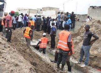 Les inondations au Sénégal