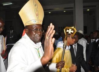 Monseigneur Benjamin Ndiaye