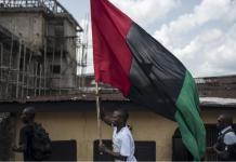L'indépendance du Biafra