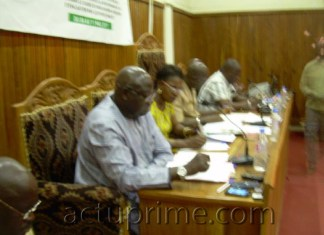 Gouvernance au Sénégal