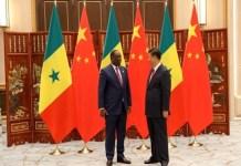Le Sénégal et la Chine
