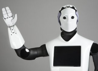 Le premier policier-robot humanoïde