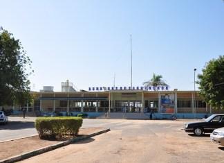 L'aéroport de Ziguinchor
