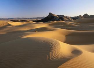 désert migrants