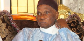Me Abdoulaye Wade a perdu