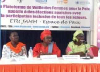Des femmes pour la paix