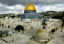 L'esplanade des Mosquées