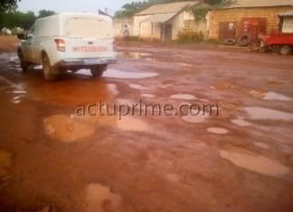 rues de Kédougou