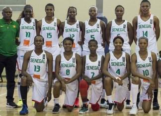 basket-ball Sénégal-Cameroun