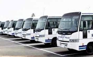 Minibus à Mbour
