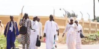 Candidats au pèlerinage laissés à Dakar