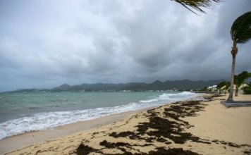 Irma, cyclone violent