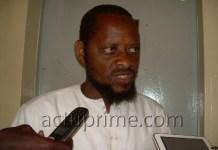 Souleymane Fickou Sg du Saems/Tambacounda