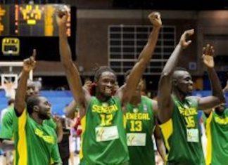 Le Sénégal bat le Mozambique