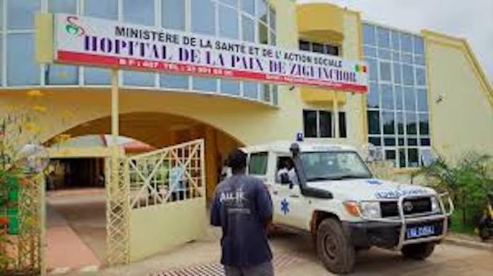 Hôpital de la Paix