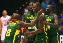 Le Sénégal en demie finale