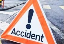 Accident sur la route de Fatick
