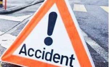 Accident sur la route de Fatick