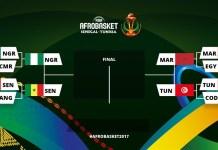 Finale Afrobasket 2017