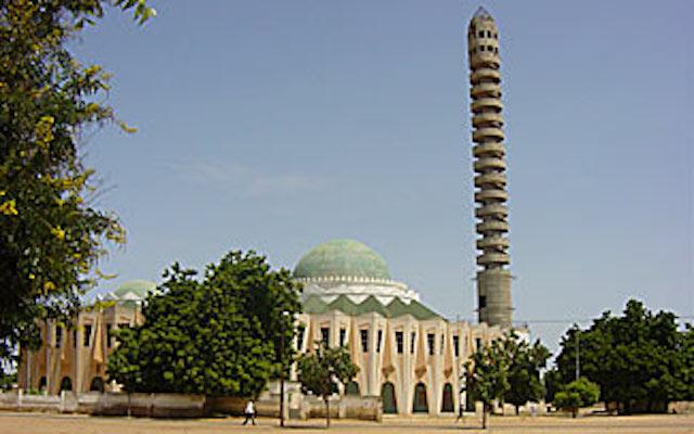 La Mosquée de Tivaouane