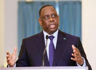 Macky Sall, troisième mandat