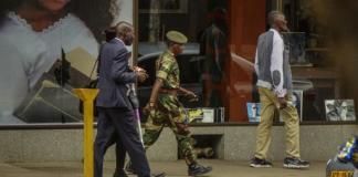 Zimbabwe, pas de coup d'Etat