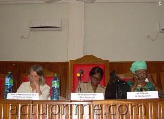 "Le Programme ""Tekki fi"" à Tambacounda"