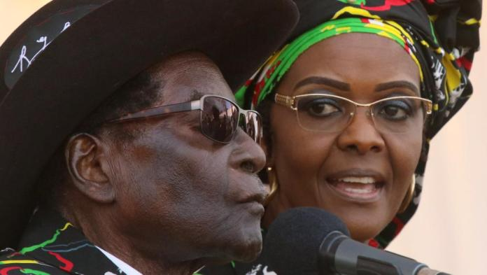 La succession de Robert Mugabe