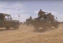 Le déploiement de la force du G5 Sahel