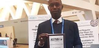 Le professeur Daouda Ndiaye distingué en amérique