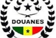 Les recettes de la douane sénégalaise