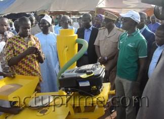 La journée du fonio à Kédougou