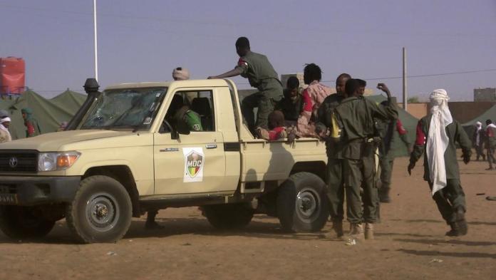 Les jihadistes au Mali