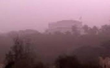 Le Sénégal sous la poussière