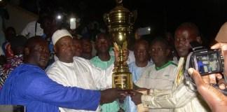 A Tambacounda, Gounass prend la coupe départementale