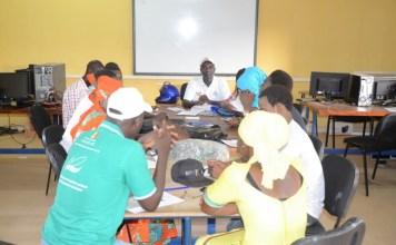 Le filles du Lycée technique de Kédougou célébrées