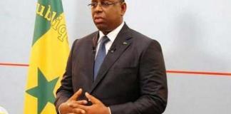 Macky Sall et les partenaires financiers