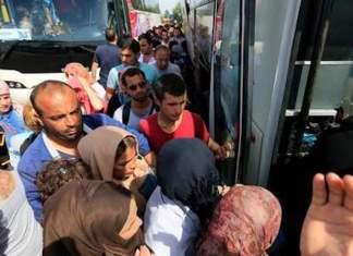 Un jeune migrants fait 400 km sous un bus