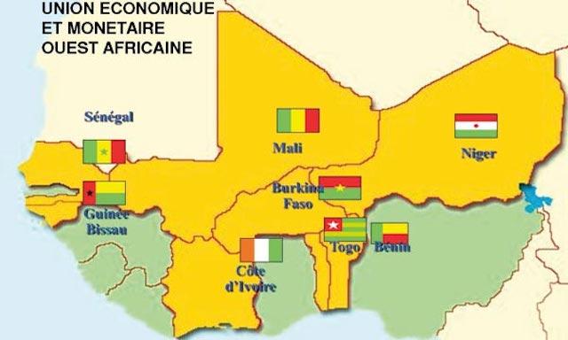 Sept Etats de l'UEMOA sur le marché financier régional