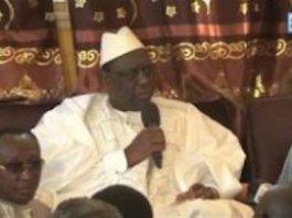 Macky Sall salue l'oeuvre et la mémoire de Serigne Sidy Moctar Mbacké