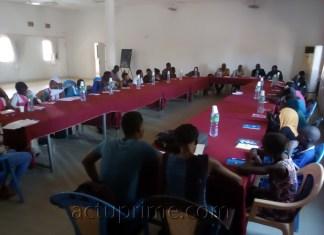 Les gouvernements des enfants de Kédougou