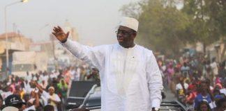 Macky Sall en mode présidentielle 2019