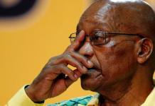Le sort de Jacob Zuma incertain