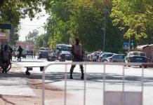 Attaques terroristes à Ouagadougou