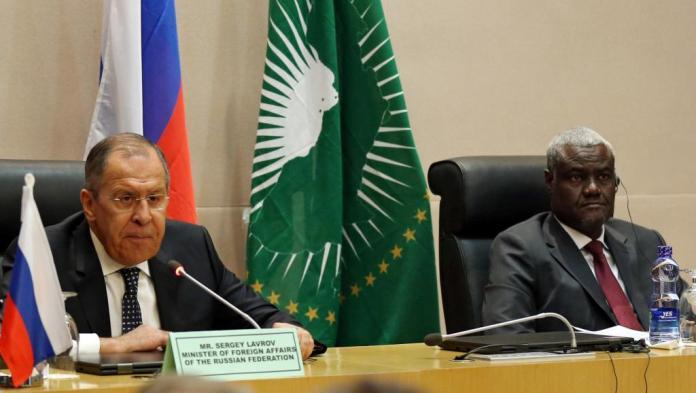 L'Afrique attire américains et russes