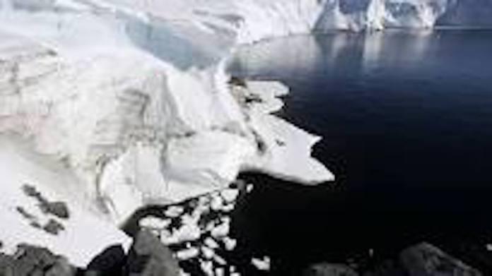 Le glacier Totten en fonte accélérée