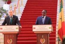 Macky Sall et Erdogan veulent des échanges accrus entre le Sénégal et la Turquie