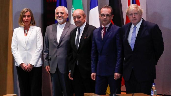 L'Iran et l'Europe veulent sauver l'accord sur le nucléaire