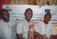 L'hydraulique et l'assainissement à Kédougou
