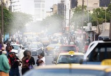 La pollution de l'air aussi dangereuse que le tabagisme
